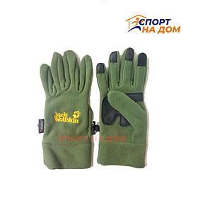 Сенсорные перчатки с флисом Jack Wolfskin