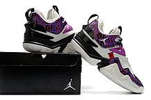 """Баскетбольные кроссовки Westbrook One Take """"Violet"""" (40-46), фото 3"""