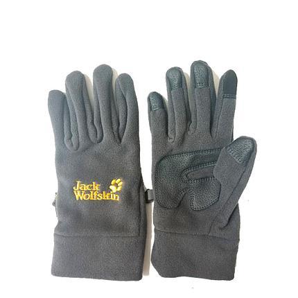 Перчатки из флиса с тачпадом Jack Wolfskin, фото 2