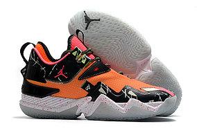 """Баскетбольные кроссовки Westbrook One Take """"Orange"""" (40-46)"""