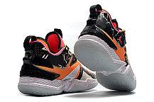 """Баскетбольные кроссовки Westbrook One Take """"Orange"""" (40-46), фото 2"""