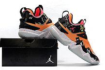 """Баскетбольные кроссовки Westbrook One Take """"Orange"""" (40-46), фото 3"""