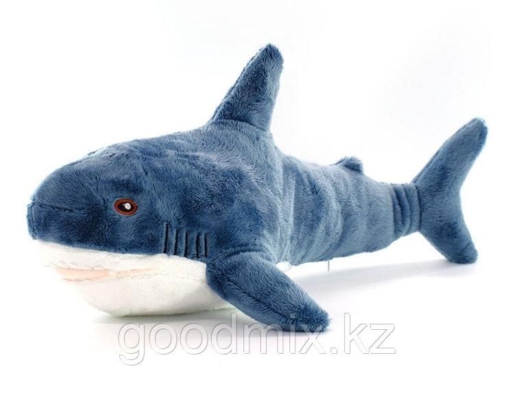 Мягкая игрушка Акула лохматая (40 см)