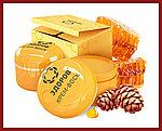 Крем-воск Здоров от боли в суставах, на натуральных продуктах пчеловодства, фото 3