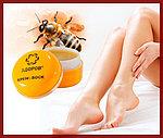 Крем-воск ЗДОРОВ от варикоза, на натуральных продуктах пчеловодства, фото 3