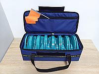 Набор жерлиц сумка + 15 жерлиц