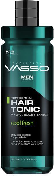 Vasso Освежающий тоник для волос с ментолом Hair Tonic Cool Fresh, 260мл.