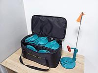 Набор жерлиц сумка + 25 жерлиц