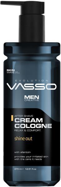 Vasso Крем-одеколон после бритья Shine Out, 370 мл