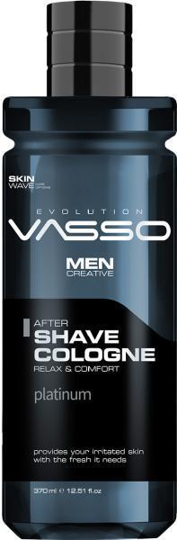 Vasso Лосьон после бритья Platinum, 370 мл