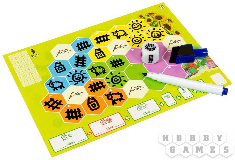 Настольная игра: Солнечная долина Делюкс, арт. 915041 - фото 2