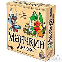 Настольная игра: Манчкин Делюкс, арт. 1153