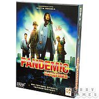Настольная игра: Пандемия (новая версия), арт. 911038