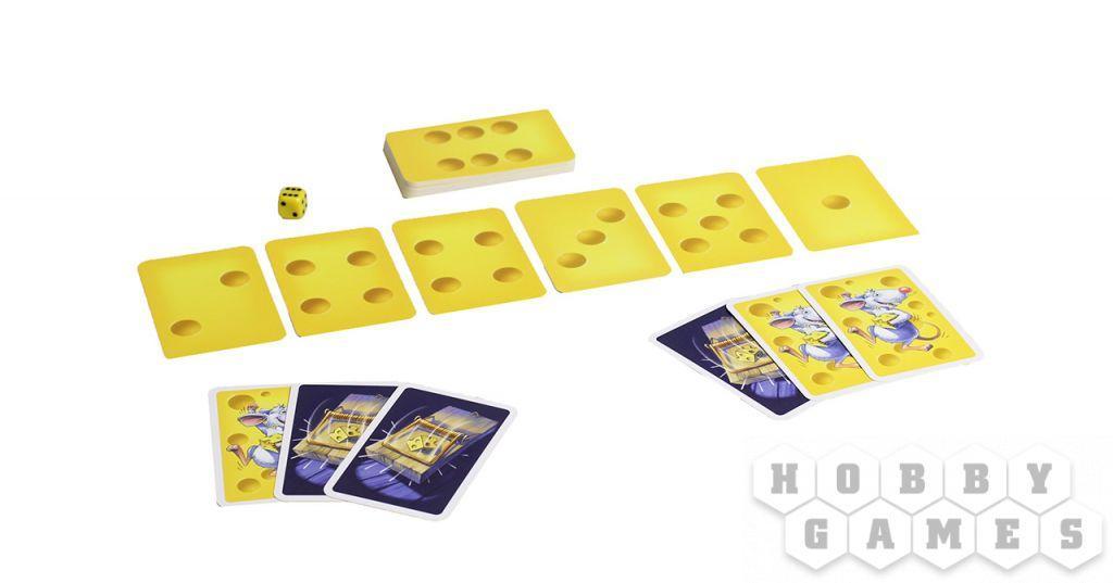 Настольная игра: День сырка, арт. 1088 - фото 2