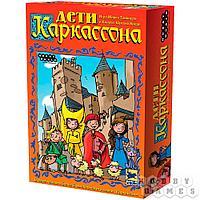 Настольная игра: Дети Каркассона (2-е рус. изд), арт. 1096