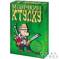 Настольная игра: Манчкин Ктулху (2-е рус. изд.),арт. 1119