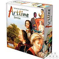 Настольная игра: Artline: Эрмитаж, арт. 915057