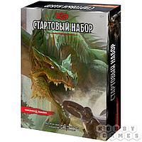 Настольная игра: Dungeons & Dragons. Стартовый набор, арт. 73600-R