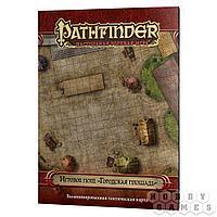 Настольная игра: Pathfinder. Настольная ролевая игра. Игровое поле «Городская площадь», арт. 915059