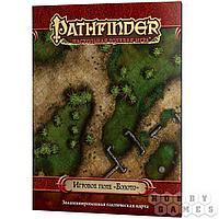 Настольная игра: Pathfinder. Настольная ролевая игра. Игровое поле «Болото», арт. 915060