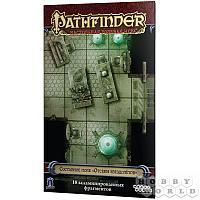 Pathfinder. Настольная ролевая игра. Составное поле «Отсеки звездолётов», арт. 915194