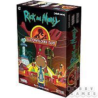 Настольная игра: Рик и Морти: Анатомический парк (2019), арт. 915189