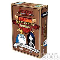 Настольная игра: Время приключений. Карточные войны: Снежный король против Марселин, арт. 915095