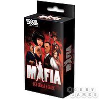 Настольная игра: Мафия. Вся семья в сборе (карточная игра), арт. 1070