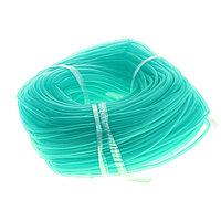 Шланг силиконовый зеленый (4/6 мм) 100 метров