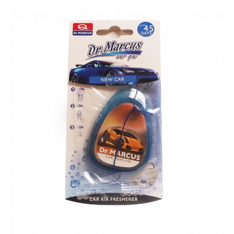 Ароматизатор подвесной car gel dr Marcus океан черный