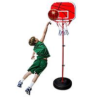 Баскетбольное кольцо 175 см 1808-6