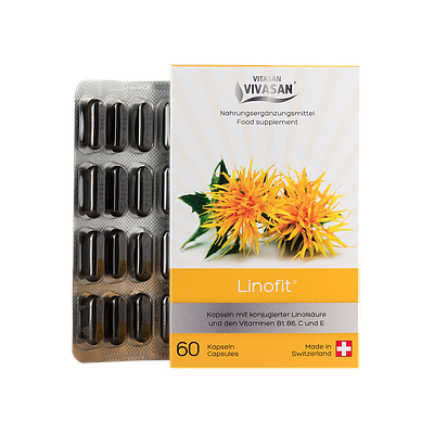 Линофит Vivasan для быстрого и долгосрочного похудения (Оригинал-Швейцария)