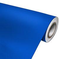 Синий фон (пленка самоклеящаяся) 106 см
