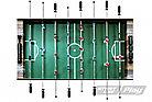 """Настольный футбол Compact 48"""" SLP-4824F4, фото 5"""