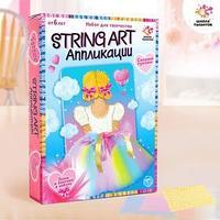 Набор для творчества 'String art аппликация'