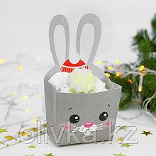 Снек-бокс «С Новым годом!», зайка