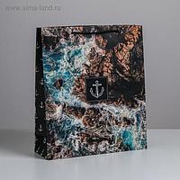 Пакет ламинированный вертикальный «Море», M 26 × 30 × 9 см