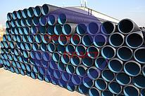 Труба SN8 Ду-250 гофрированная канализационная