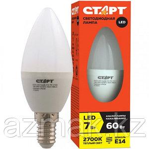 Светодиодная лампа СТАРТ LED GLS E14 7W 30