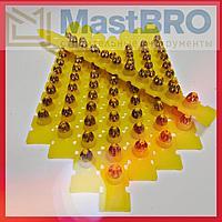 Патроны строительно монтажные в АЛМАТЫ/mastbro желтый