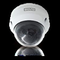 VCG-222 Купольная антивандальная аналоговая видеокамера, цветная
