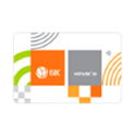 Бесконтактная карта MIFARE ID ISO Card 4byte nUID (ISO1443)