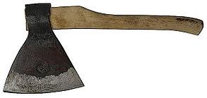 Топор мясорубный с деревянной рукояткой, 2,4 кг (20723), фото 2