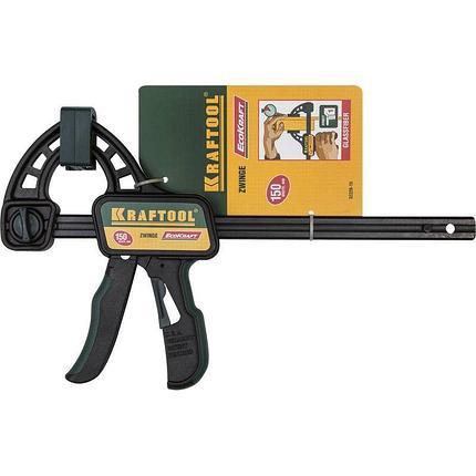 Струбцина пистолетная KRAFTOOL F, 150х85 мм (32226-15_z01), фото 2