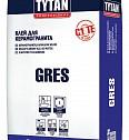 Клей плиточный 25 кг TYTAN GRES