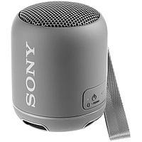 Беспроводная колонка Sony SRS-XB12, серая