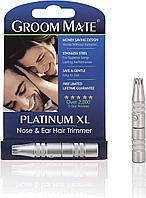 Триммер для носа и ушей без батареи Groom Mate США