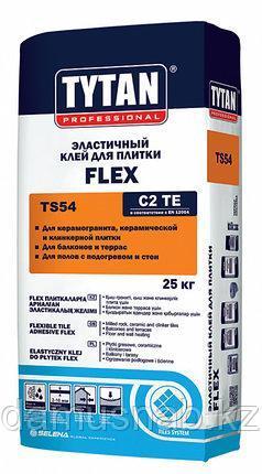 Клей эластичный для плитки 25 кг TYTAN FLEX TS54