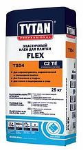TYTAN FLEX TS54 клей эластичный для плитки 25 кг