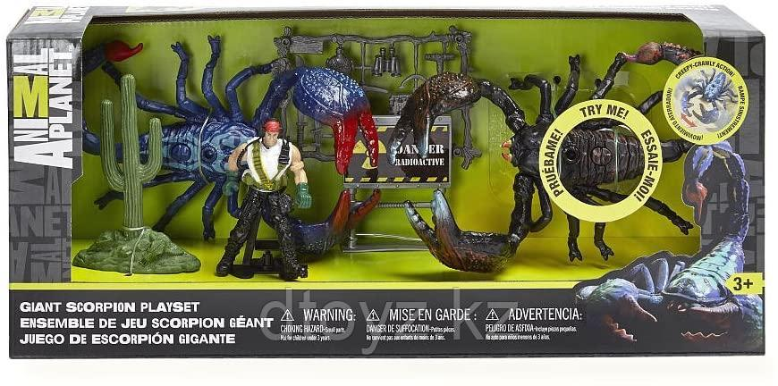 Animal Planet Игровой набор с гигантскими скорпионами